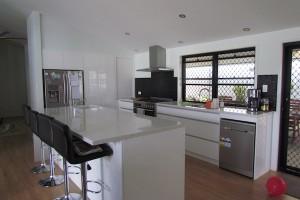 Hyde, Kitchen Renovation Birkdale Brisbane