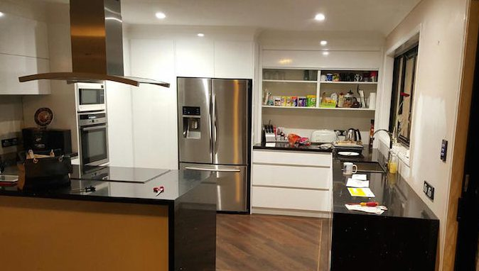 The Bree's Brand New Kitchen Renovation in Thornlands Brisbane QLD