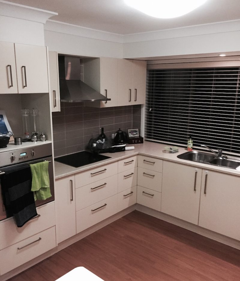 Carla's Before Kitchen Photos. Design and Renovation Performed by Exlcusiv Kitchens.