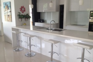 Gray, Kitchen Design Cleveland Brisbane