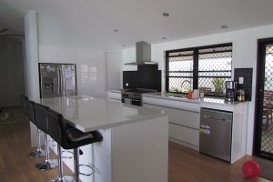 Hyde, Kitchen Renovation Birkdale Brisbane