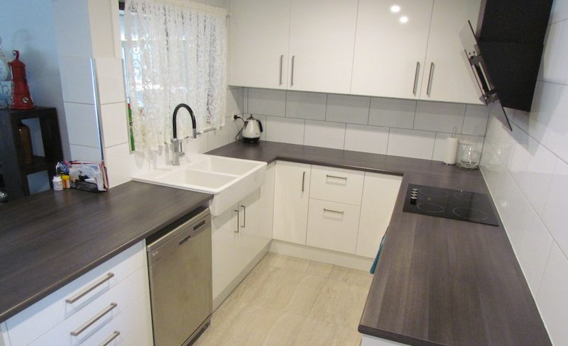 Wow look at Nes's brand new kitchen proudly presented by Exlcusiv Kitchens serving Brisbane Bayside