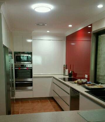 After photo of the Williams kitchen renovation in Chandler Brisbane