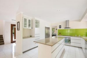 The Rutter's amazing kitchen renovation after photos. Proudly presented by Exlcusiv Kitchens Bayside