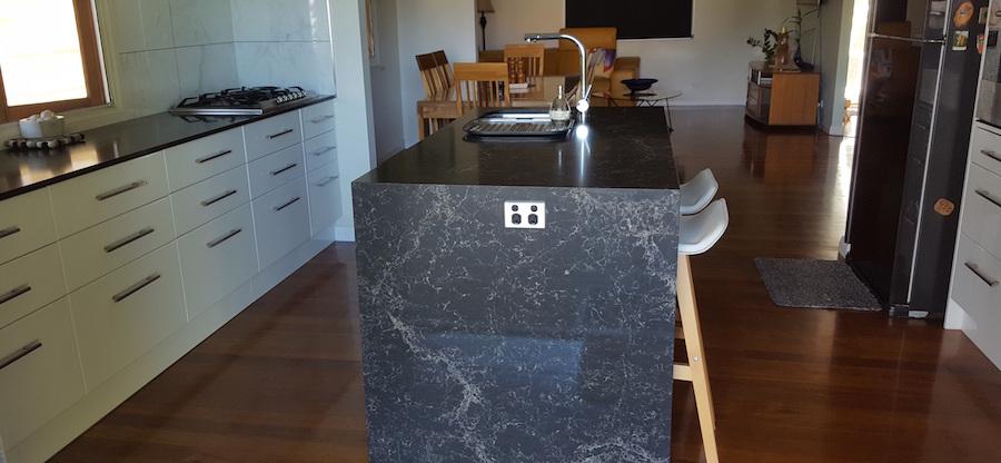 kitchen benchtops capalaba