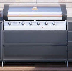 Great Range of Built-in BBQ's