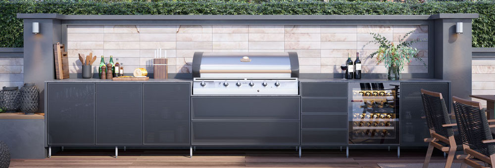 Custom Design Alfresco Outdoor Kitchens Brisbane