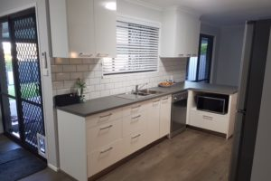 Fenwicks, Bathroom and Kitchen Reno in Capalaba