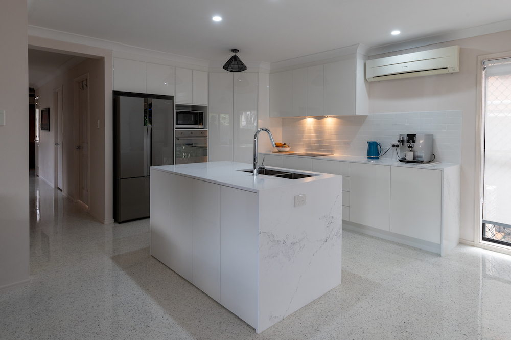 after photos exclusiv kitchens