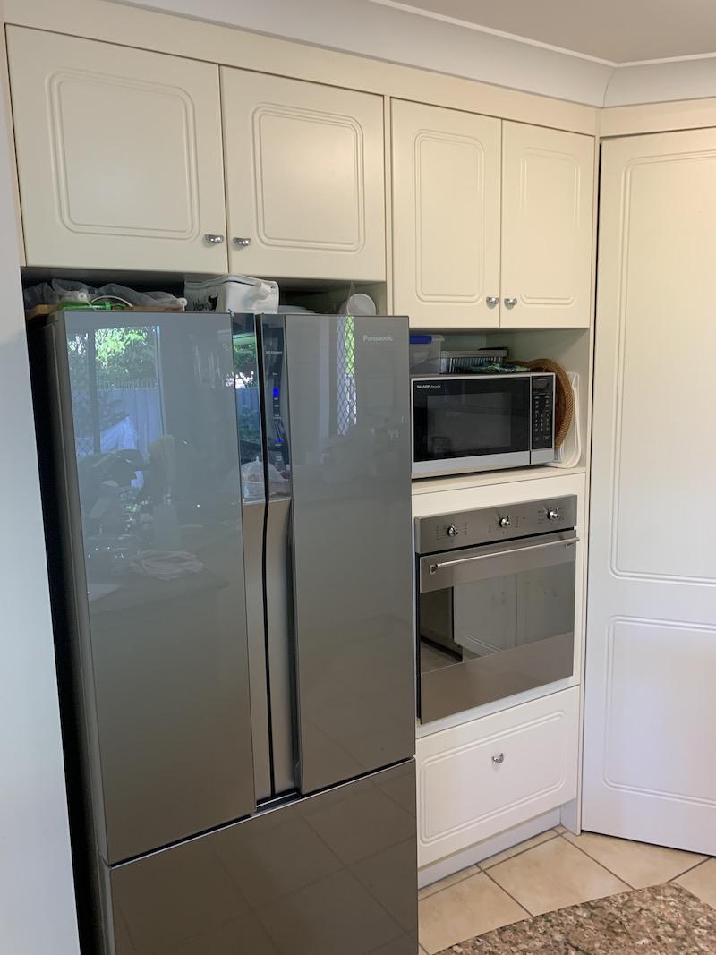 before photos exclusiv kitchens brisbane